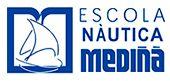 Escola Nàutica Mediñá Logo